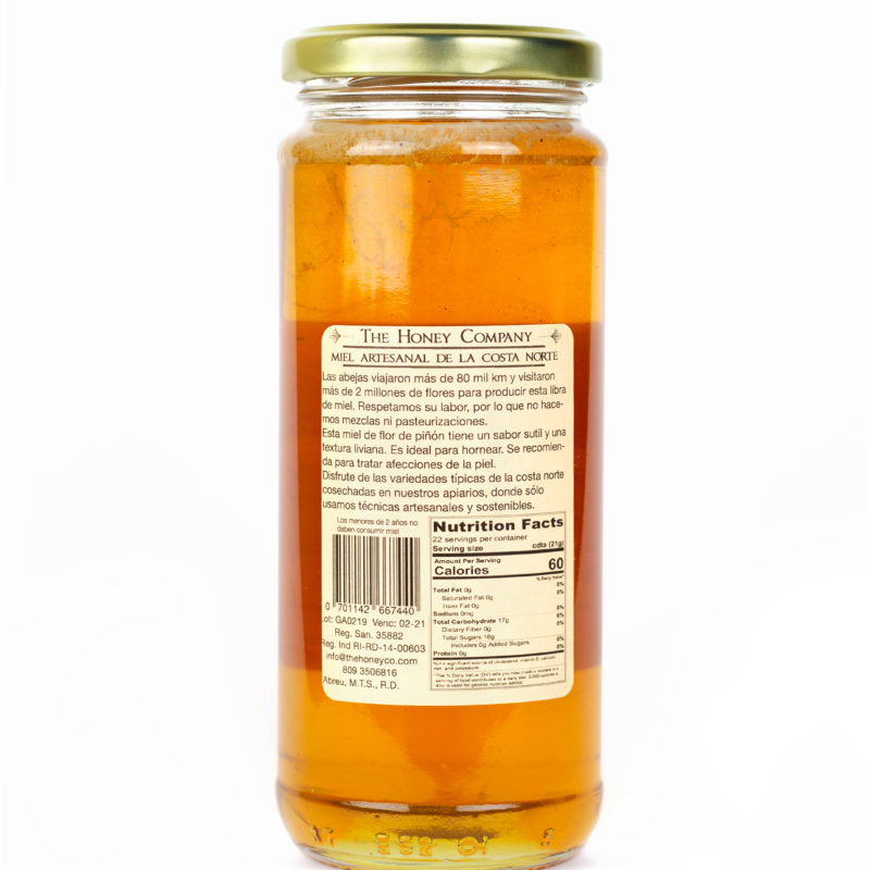 Piñón Honey