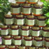 Set of honey favors for weddings, baby showers or corporate events