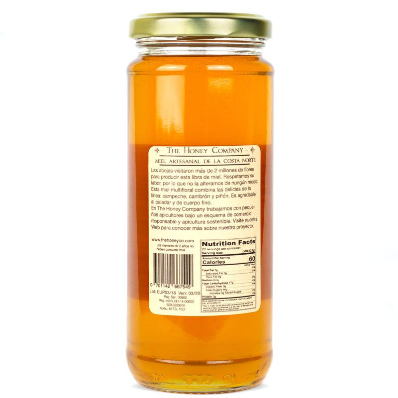 Multifloral Honey – 16 oz