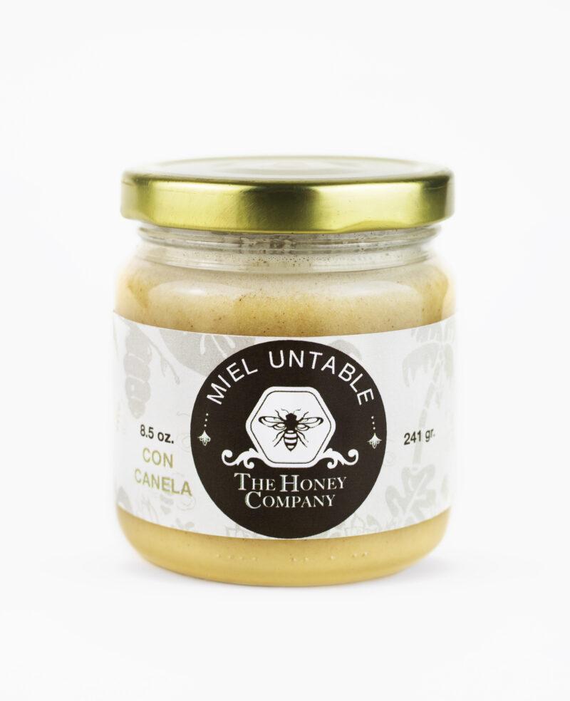Cinnamon Spreadable Honey